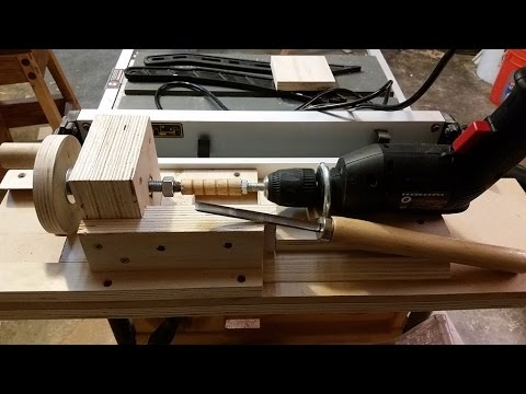 convert your rotary tool into a diy mini lathe for modelism Mini Harbor Freight Wood Lathe home made mini lathe simply the best out there