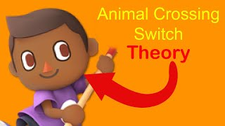 Character Customizer In Animal Crossing Switch? - Theory