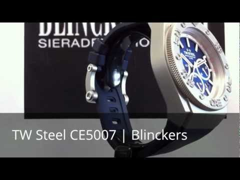 Horloge productvideo TW Steel CE5007 | Tom Coronel Limited Edition | Blinckers.com