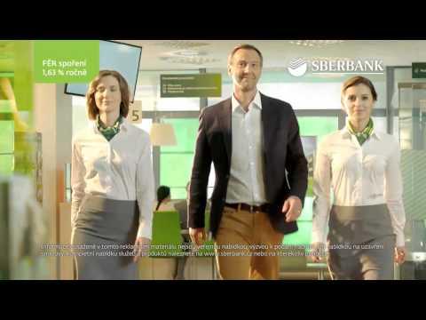 Sberbank CZ – reklamní spot – FÉR spoření – únor 2015
