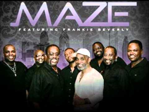 Frankie Beverly And Maze - Before I Let Go