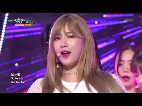 뮤직뱅크 Music Bank - 1도 없어(Im so Sick) - 에이핑크(Apink).20180713