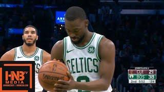 Cleveland Cavaliers vs Boston Celtics - 1st Half Highlights | October 13, 2019 NBA Preseason