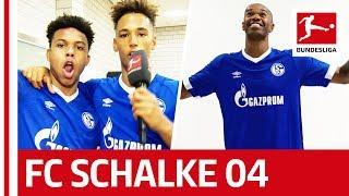 Behind The Scenes At Schalke - McKennie, Naldo & Co.
