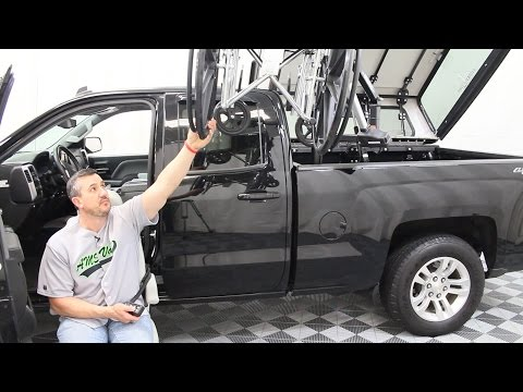 Truck's Turning Seats, Chair & Camper Lift | AMS Vans