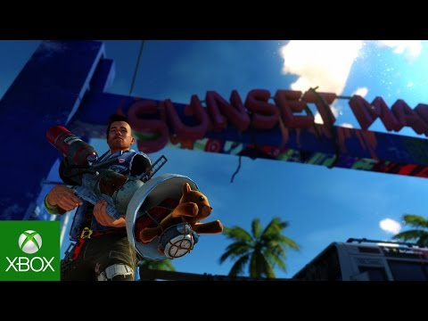 Sunset Overdrive Gameplay Launch Trailer