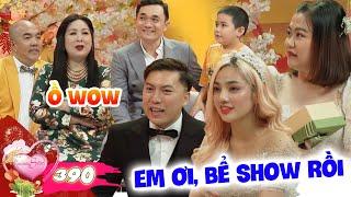 Vợ Chồng Son #390 IVợ đẹp như HOA HẬU, được chồng 'BOOK SHOW' - cái kết TÁ HỎA vì BỂ SHOW giữa chừng