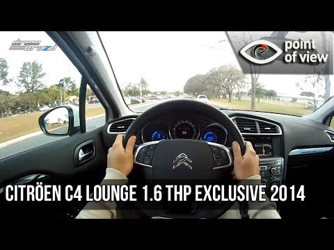 Baixar POV - Citröen C4 Lounge 1.6 THP Exclusive