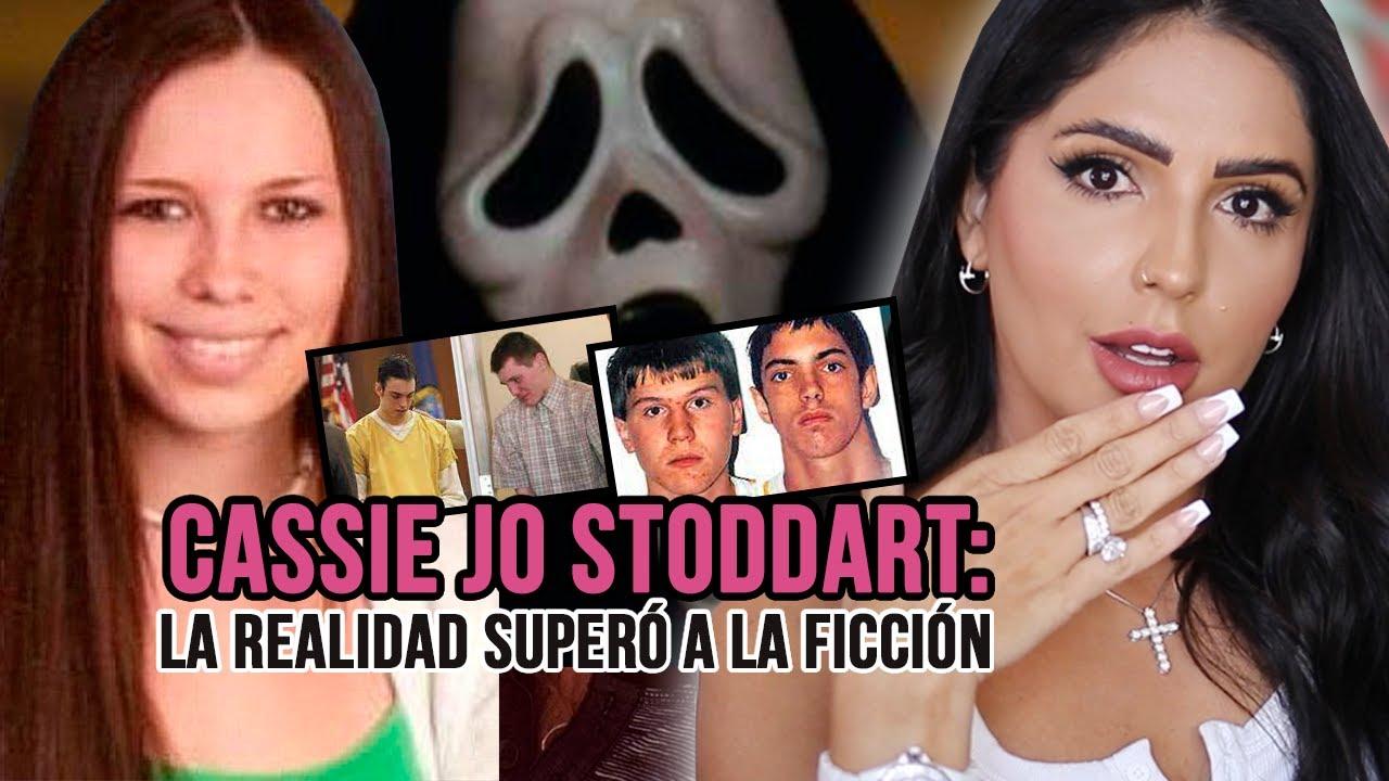 SU OBSESION POR LAS PELICULAS DE TERROR HIZO QUE LA REALIDAD SUPERARA LA FICCION -Cassie Jo Stoddart