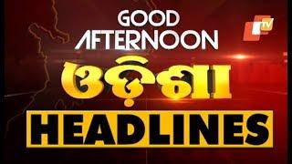 2 PM Headlines 17 Nov 2018 OTV