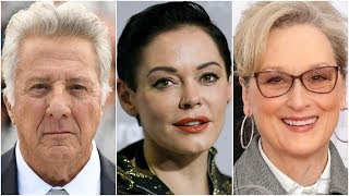 Dustin Hoffman accusers speak out, Rose McGowan rails against Meryl Streep
