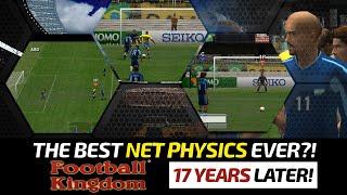 [TTB] POPPING MY FOOTBALL KINGDOM CHERRY 17 YEARS LATER - LOVE THESE NET PHYSICS!