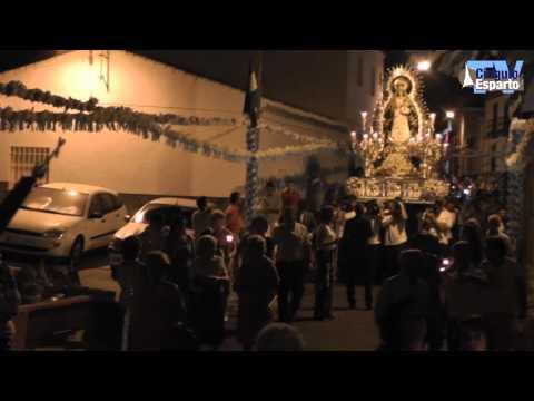 Procesión de la Virgen del Buen Suceso de Castilleja del Campo