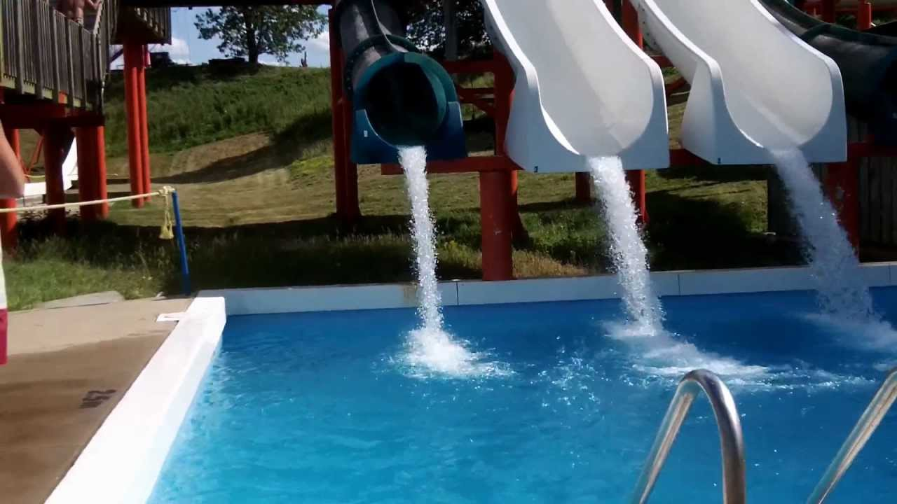 Check Out This Cool Water Park In Canada Wild Water