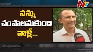 Hatching conspiracy to kill me: Dr Sudhakar..