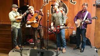 "The Bluegrass Company -- ""Nine Pound Hammer"" -- Heritage Bluegrass Brunch 11-12-2017"