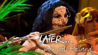 (First TV performance in 8 years) Björk - Courtship on Later... with Jools