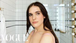 Hari Nef's 10-Step Beauty Prep for a Night Out | Beauty Secrets | Vogue