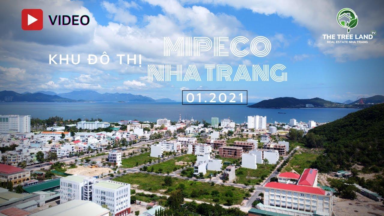 Đô thị Mipeco Nha Trang, cách biển 250m, sổ đỏ lâu dài, trung tâm TP - PKD dự án video