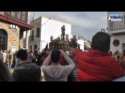 Procesión de San Sebastián de los Palacios y Villafranca