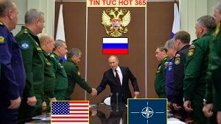 Súng đã lên Đạn ✪ Nga Mỹ Nato NÓNG hơn bao giờ hết, Nga đã sẵn sàng nghênh chiến