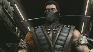 7 Minutes of Mortal Kombat X's Story