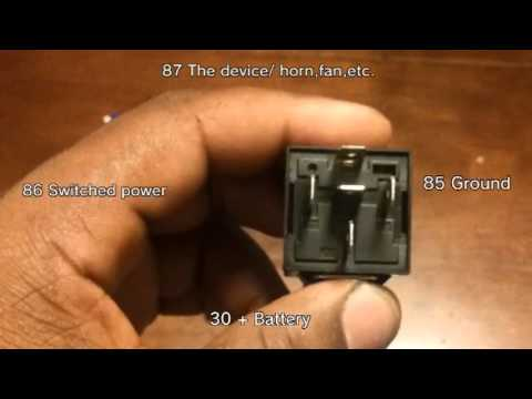 hqdefault Jd Relay Wiring Diagram on
