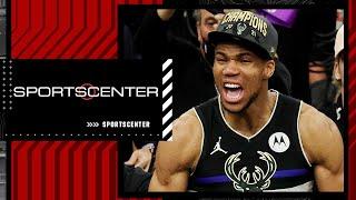 Giannis Antetokounmpo put up an 'iconic' #NBAFinals for Bucks - Adrian Wojnarowski   ESPN