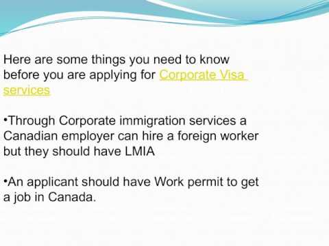 Corporate migration services