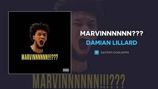 Damian Lillard - MARVINNNNNN??? (AUDIO)