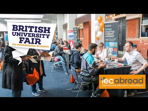 The British University Fair April 2016 - More Highlights