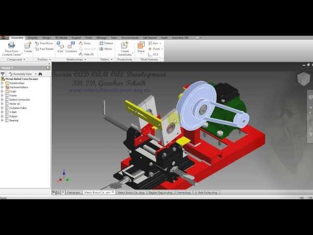 Desain 3d 2d Gambar Teknik Untuk Tugas Akhir Dan Skripsi In Tech Engineering