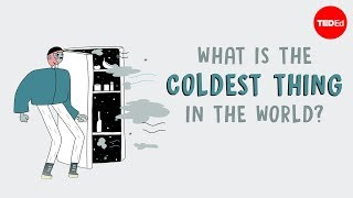 What is the coldest thing in the world? - Lina Marieth Hoyos