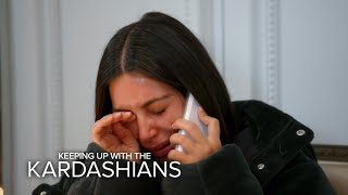 KUWTK | Kim Kardashian West Learns About Kanye's Downward Spiral | E!
