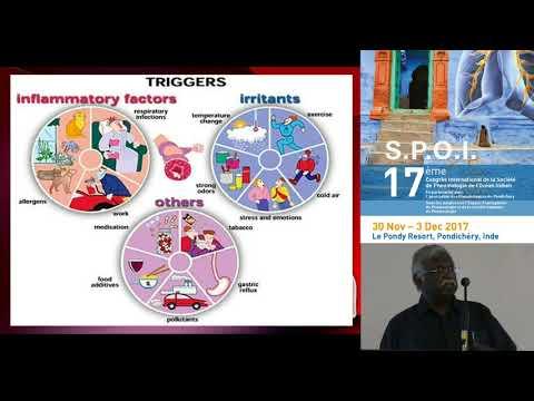 Traitement de l'asthme Dr PK Thomas Inde