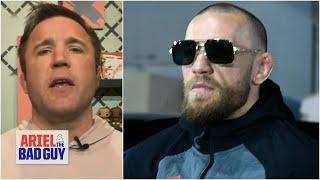 Chael says Conor McGregor is legitimately upset with Dustin Poirier | Ariel & The Bad Guy