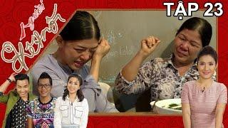 NGƯỜI KẾT NỐI   Tập 23    Diễn viên Hồng Trang bật khóc khi ăn bữa cơm mẹ nấu tại Sài Gòn.