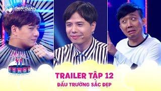 Biệt tài tí hon   teaser tập 12: cuộc thi nhan sắc của Trịnh Thăng Bình, Ngô Kiến Huy, Trấn Thành