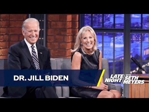Don't Call Dr. Jill Biden Second Lady
