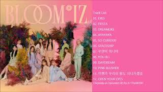 [FULL ALBUM] IZ*ONE (아이즈원) - BLOOM*IZ (1st Album)