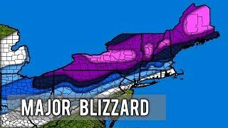 Major Winter Storm Harper Final Forecast
