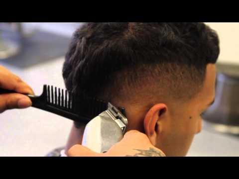 How To Cut A Faux Hawk By Rico Black Xem Video Clip HOT