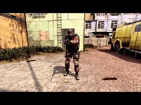 New Enemy Weapon: AK-107