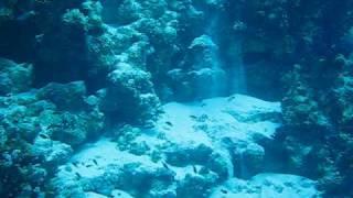 Underwater illusion