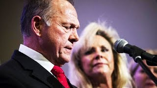 Roy Moore Spokeswoman: He Didn't Molest EVERYONE...