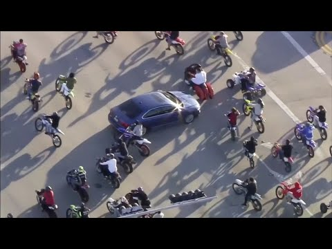 Officials warning zero tolerance for dangerous riders on Martin Luther King Jr. Day