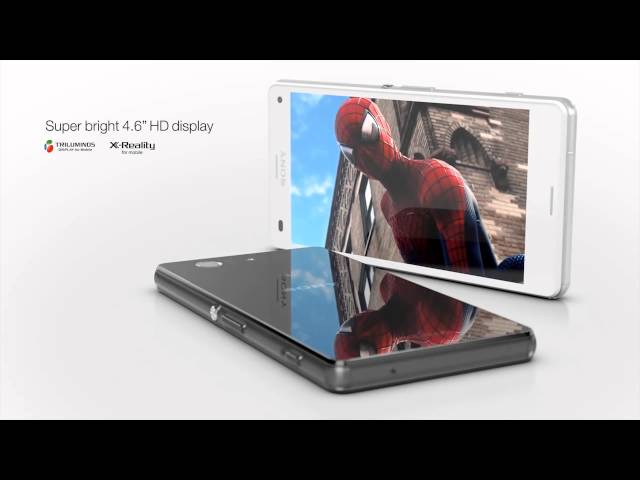 Belsimpel-productvideo voor de Sony Xperia Z3 Compact