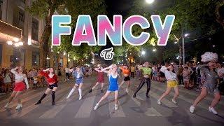 [KPOP IN PUBLIC] FANCY - TWICE (트와이스) dance cover By 17HEAT From Vietnam