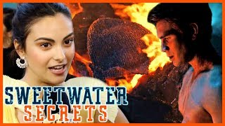 Riverdale Season 3 Finale: Camila Mendes Reacts to That SHOCKING Flash Forward! | Sweetwater Secrets