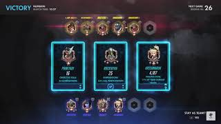 Overwatch Roadhog play of the game plus loot box opening